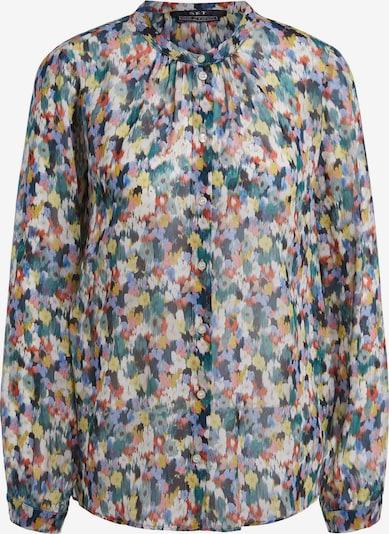 Bluză SET pe nud / marine / opal / albastru porumbel / petrol / jad / roze / roșu deschis / alb, Vizualizare produs