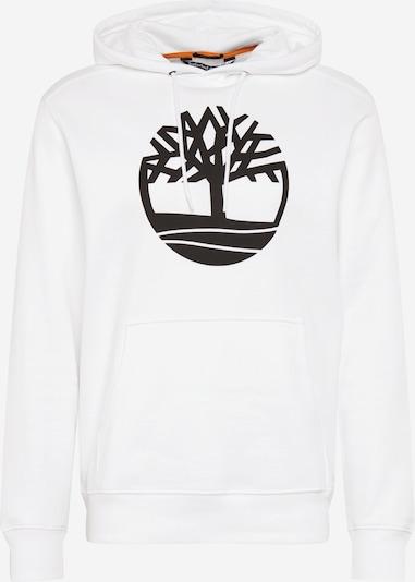 TIMBERLAND Sweatshirt in schwarz / weiß, Produktansicht