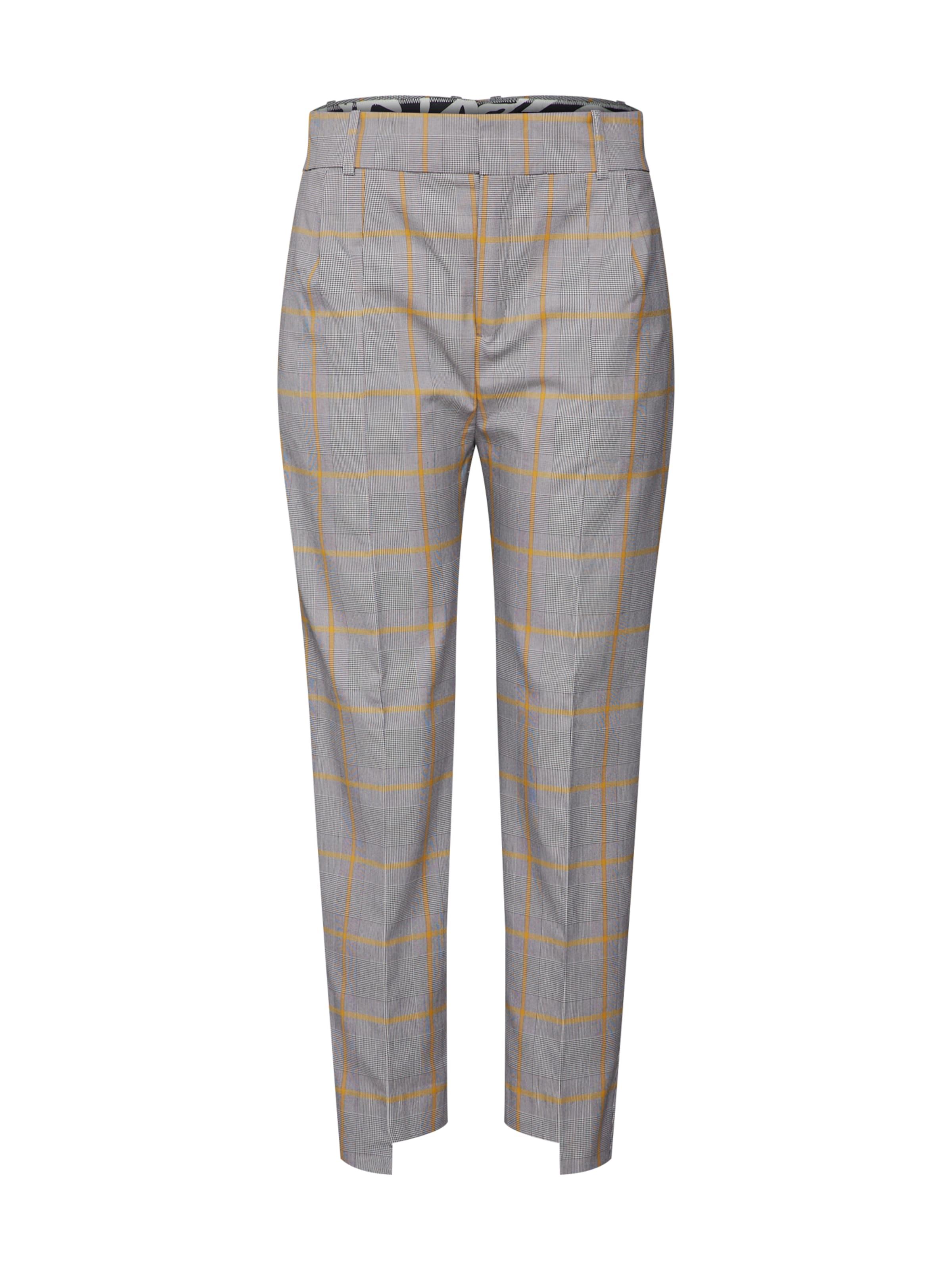 Jaune Pantalon Drykorn 'slit' Gris En XP8StqS