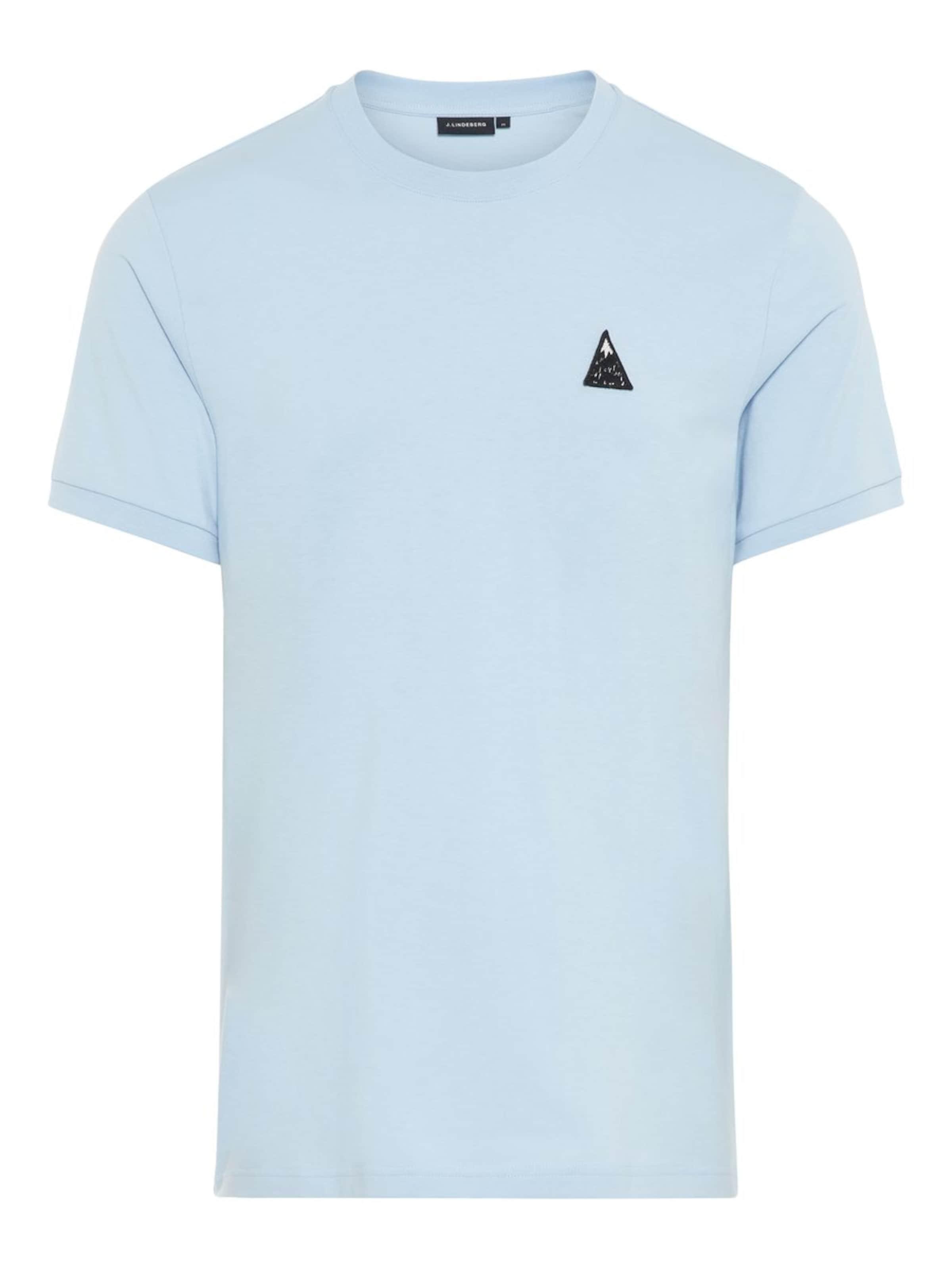 Hellblau shirt 'bridge' In T lindeberg J FKc1Jl