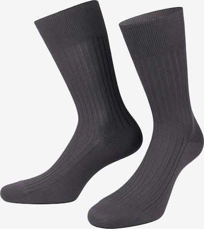 PATRON SOCKS Socken 'Master of Patron Gift Box' in beige / marine / grau, Produktansicht