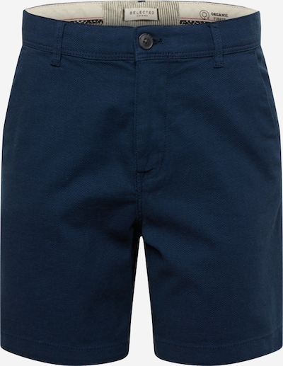 SELECTED HOMME Hose 'STORM'' in blau, Produktansicht