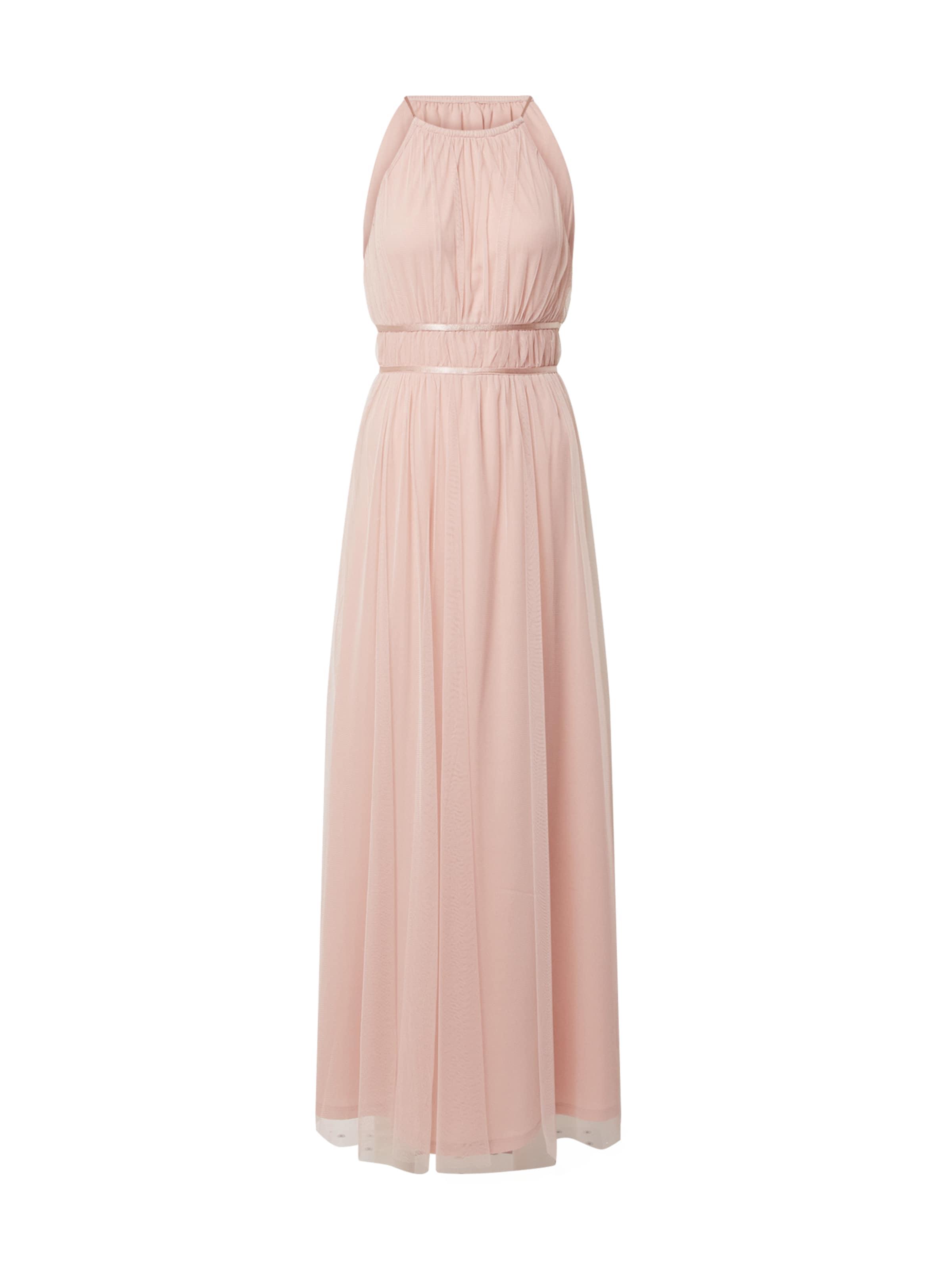 VILA Aftonklänning 'YNNEA' i rosa