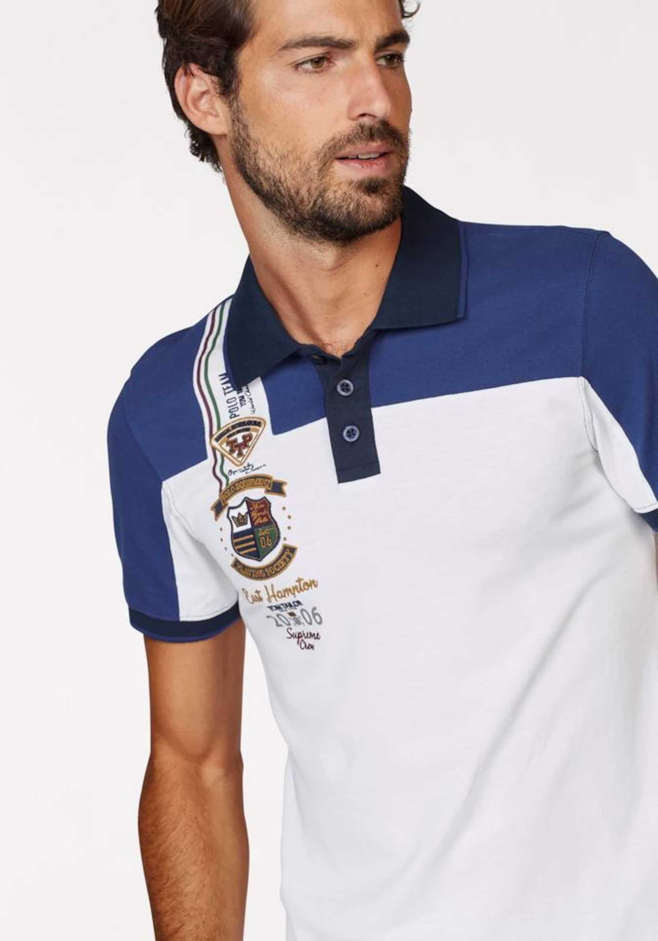 Tom Tailor Polo Team Poloshirt Rabattgutscheine Online Ptf803BW
