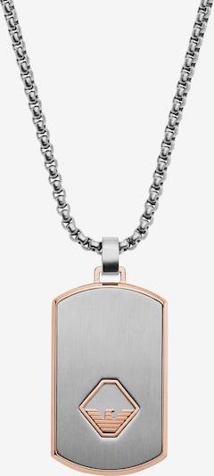Emporio Armani Herrenkette in gold / silber, Produktansicht