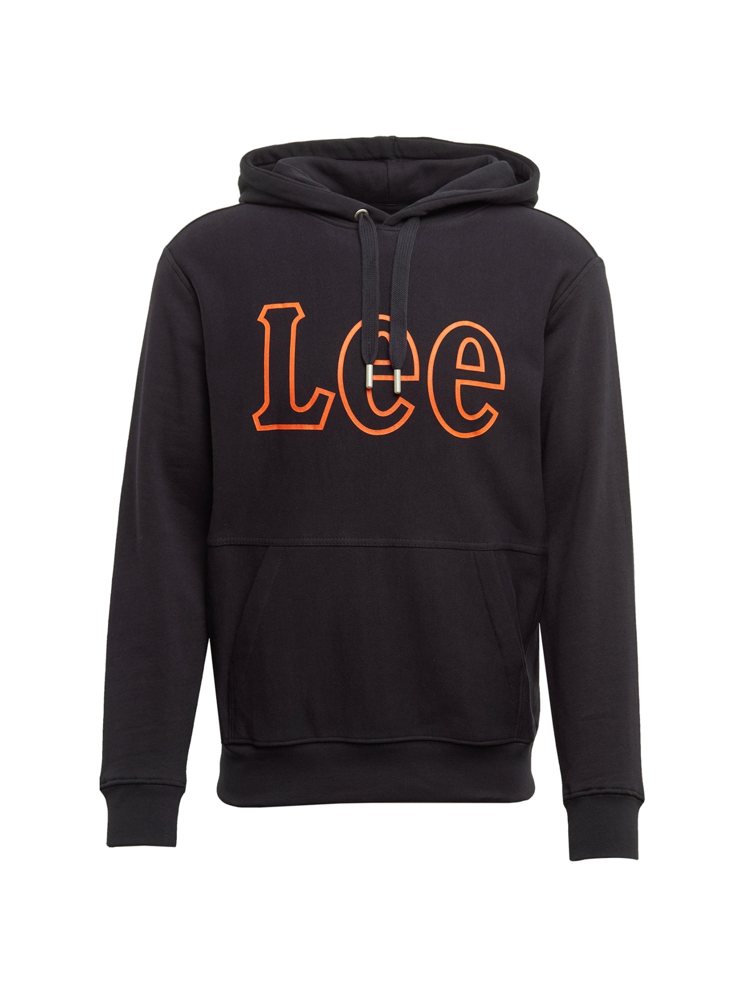 'seasona' En Lee shirt Sweat Bleu MarineOrange nOkXw80P