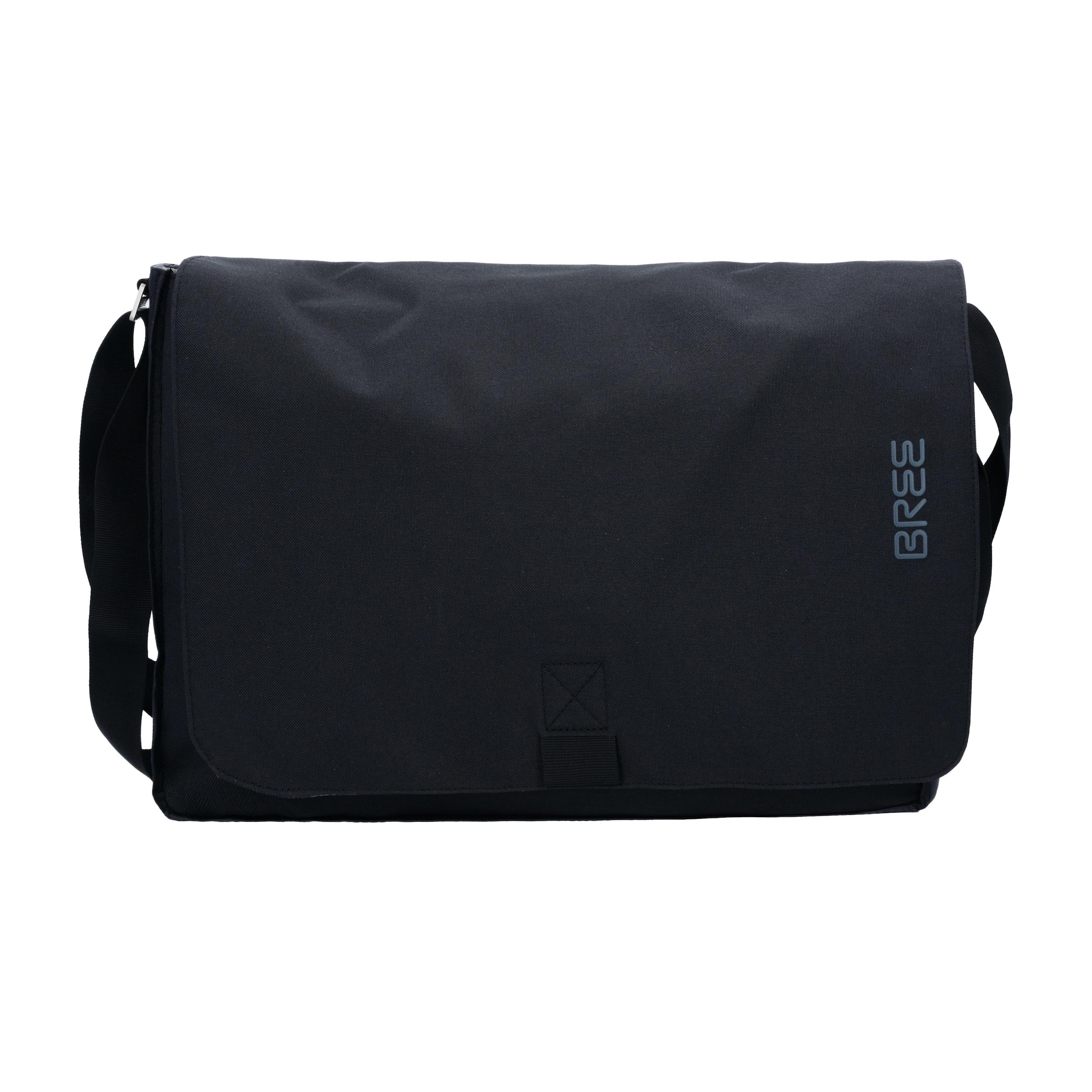 Authentischer Online-Verkauf BREE 'Punch Style 711' Messenger 42 cm Laptopfach Großhandelspreis QQsWy4L