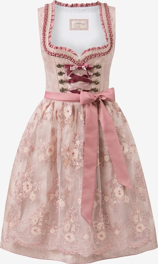 STOCKERPOINT Dirndl 'Alena' in pink, Produktansicht