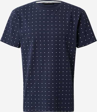 Casual Friday T-Shirt in navy / weiß, Produktansicht