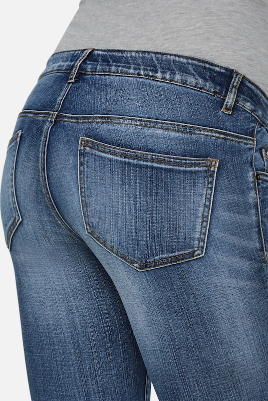Mamalicious Blauw In Jeans Mamalicious Jeans In Mamalicious Blauw mN80Ovnw