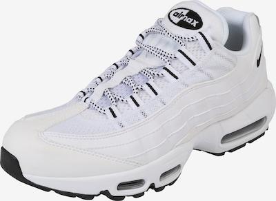 Sneaker low Nike Sportswear pe negru / alb, Vizualizare produs