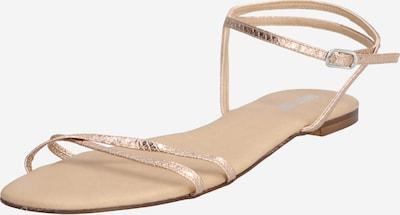 Sandale cu baretă 'Melis' ABOUT YOU pe roze, Vizualizare produs