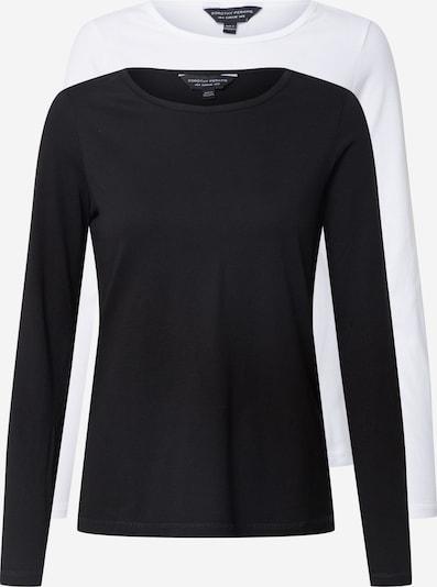 Dorothy Perkins Shirt in de kleur Zwart / Wit, Productweergave