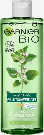 GARNIER Reinigungswasser 'Bio Ausgleichende Bio-Zitronenmelisse' in grün, Produktansicht