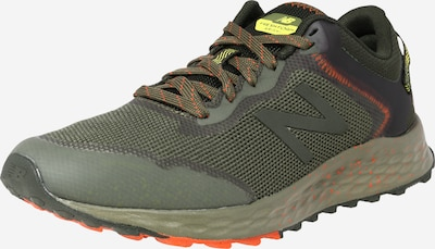 new balance Sportschuh in graphit / oliv / orange, Produktansicht