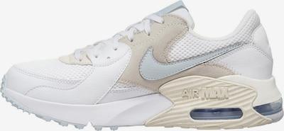 Nike Sportswear Sneaker 'Air Max Excee' in beige / hellblau / weiß, Produktansicht