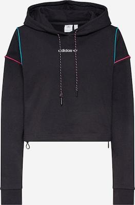 Adidas Originals Cropped Hoodie női Pulóver