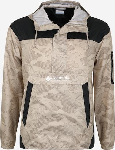 COLUMBIA Ikdienas jaka 'Challenger' pieejami bēšs / tumši pelēks, Preces skats