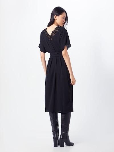 VERO MODA Kleid 'JENNA' in schwarz: Rückansicht