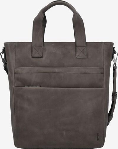 Picard 'Enzo' Shopper Tasche Leder 42 cm in grau / stone, Produktansicht