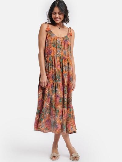 Shiwi Kleid in mischfarben, Modelansicht