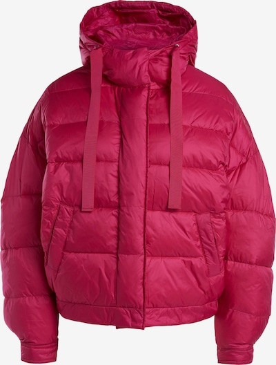 SET Outdoorjacke in dunkelpink, Produktansicht