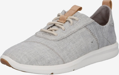 TOMS Sneaker 'Cabrillo' in hellgrau / offwhite, Produktansicht