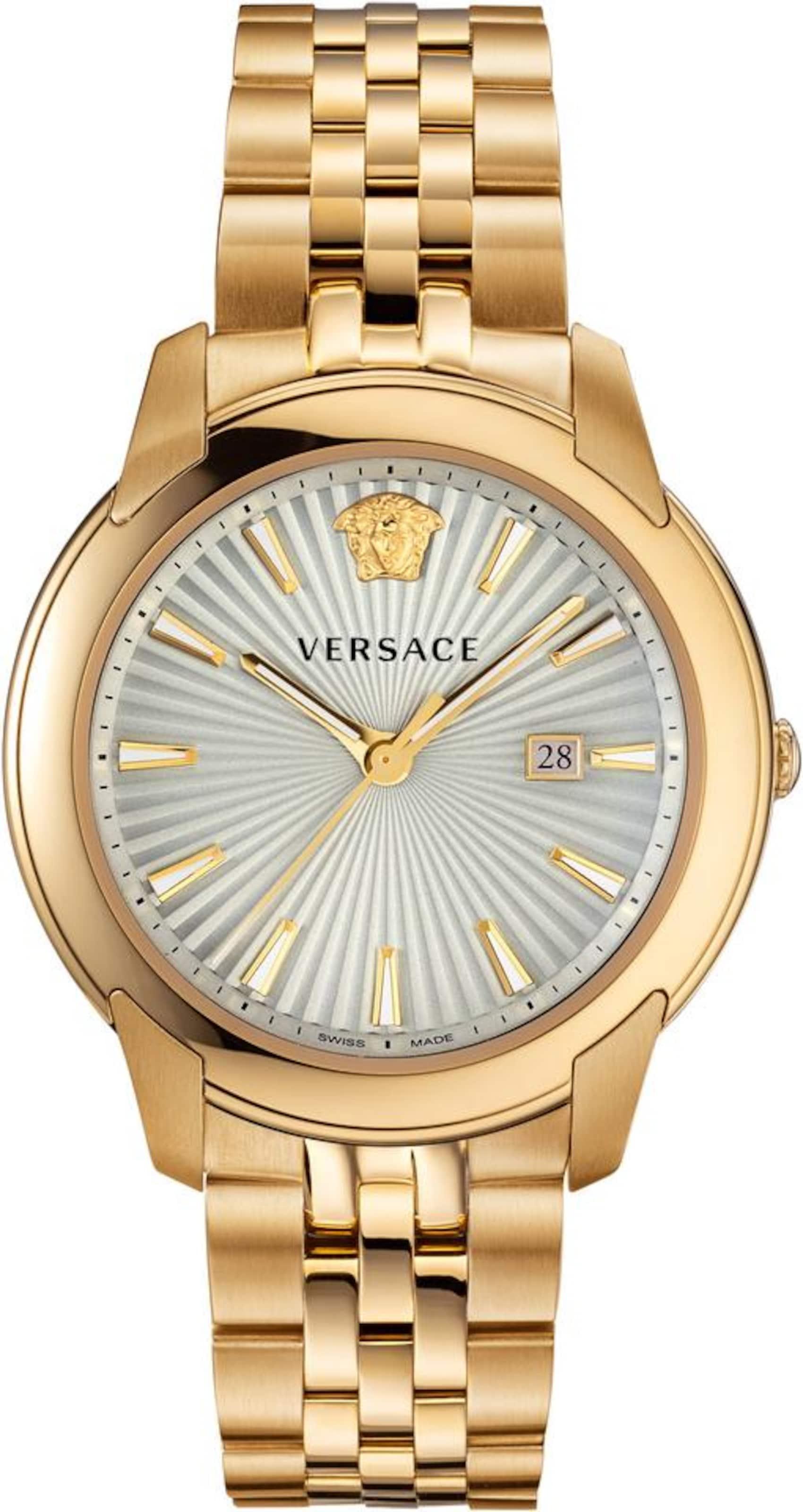In GoldgelbWeiß Schweizer 'v Versace Uhr urban Velq00719' PNw8OnkX0
