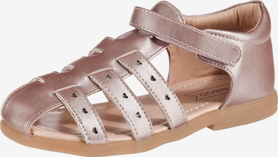 Friboo Sandalen in rosa, Produktansicht