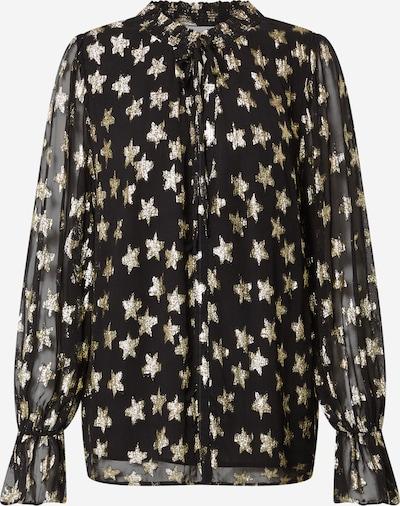 Fabienne Chapot Jurk 'Maxime' in de kleur Goud / Zwart, Productweergave