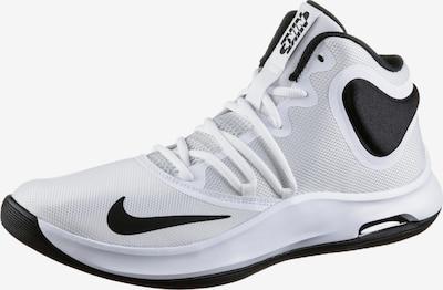 NIKE Basketballschuhe 'Air Versitile IV' in schwarz / weiß, Produktansicht