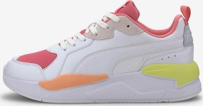 PUMA Sneaker 'X-Ray Game' in neongelb / rot / weiß, Produktansicht