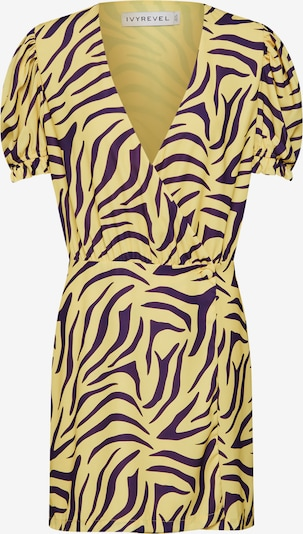 IVYREVEL Dress in yellow / purple, Item view