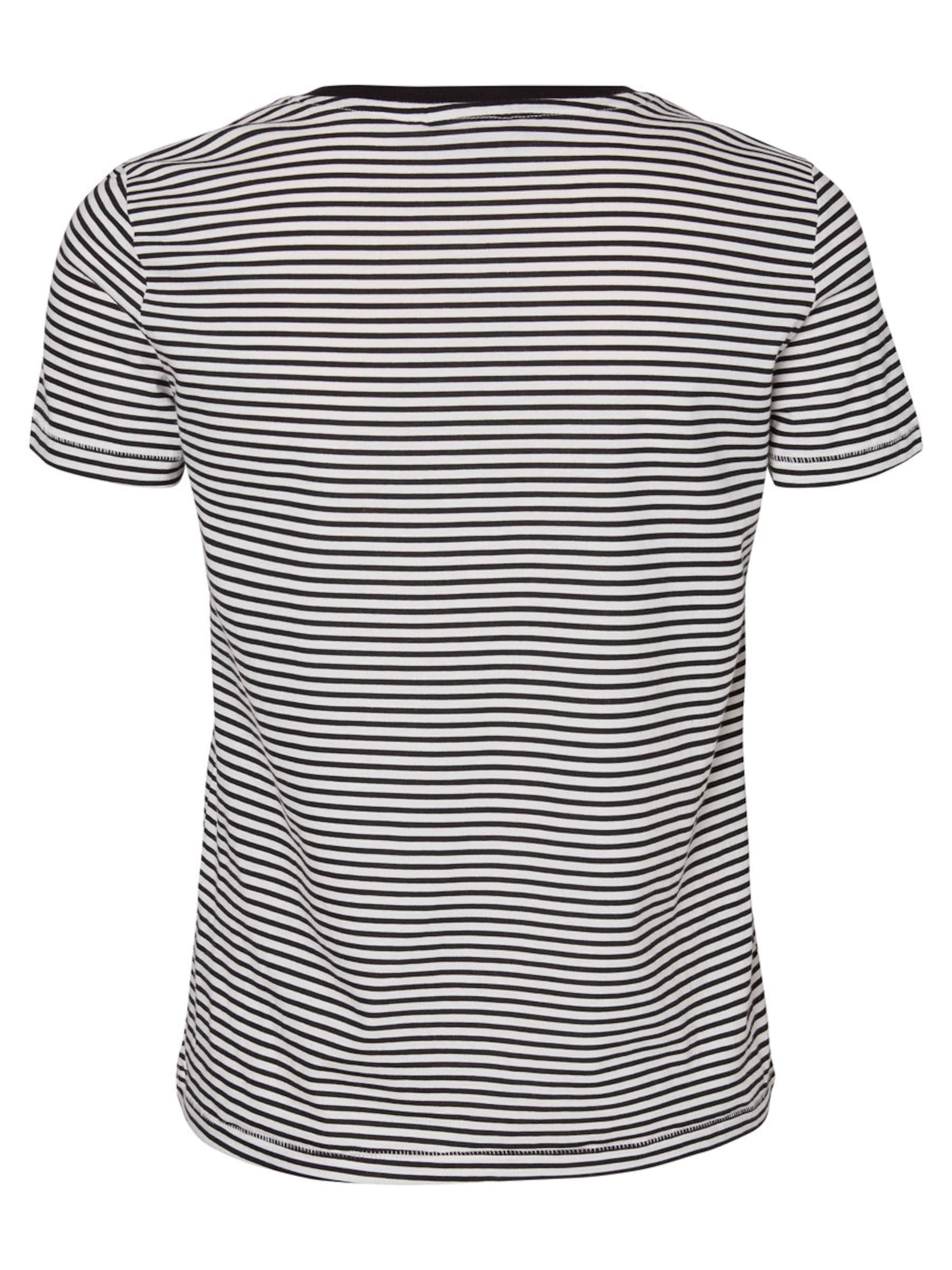 Noisy may Gestreiftes T-Shirt Auslass 2018 Unisex xvwHjWrK