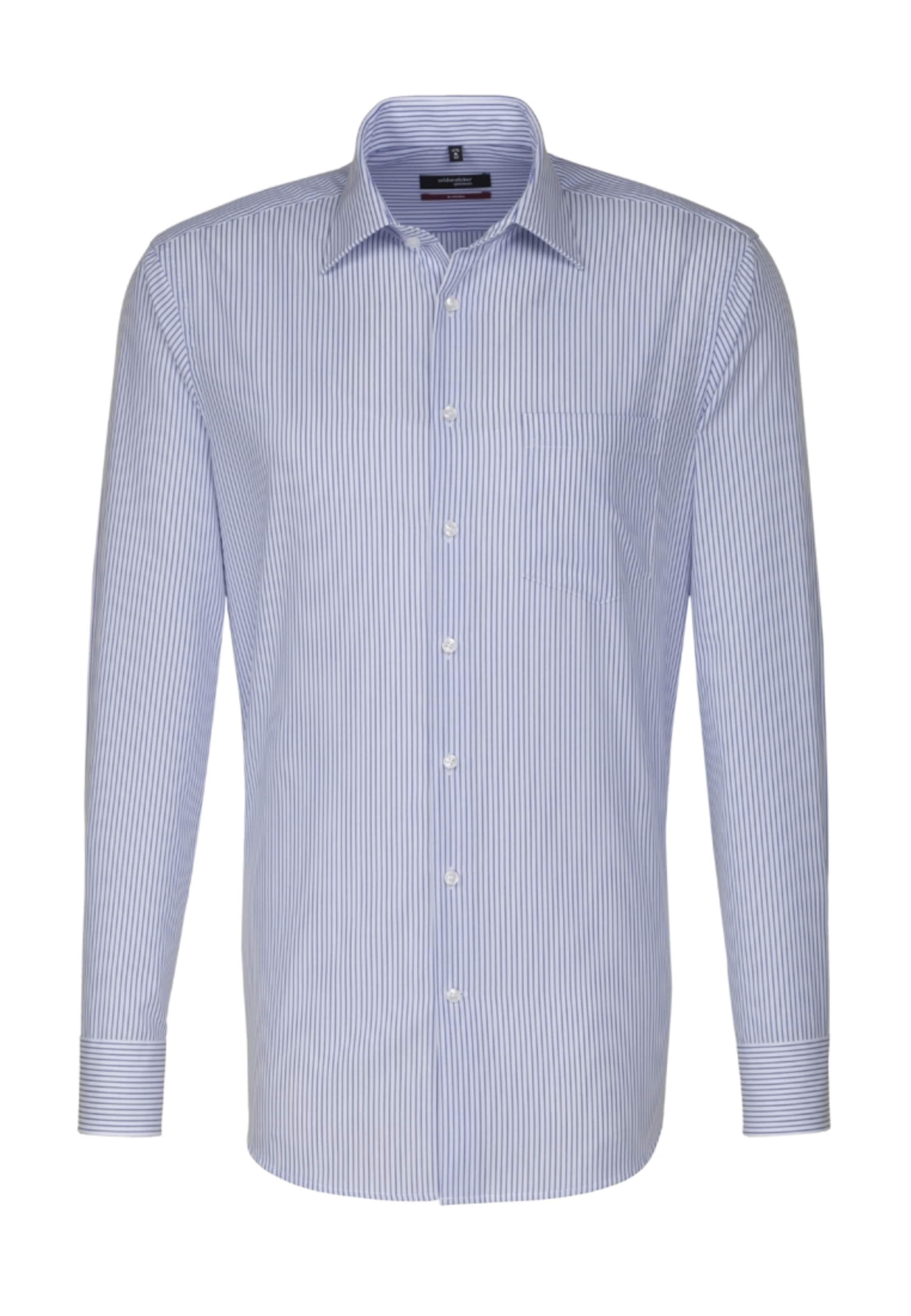 In hemd Seidensticker City 'modern' Blau uFTKc35lJ1
