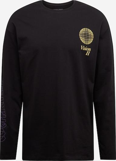JACK & JONES Koszulka 'JORTRYP TEE LS CREW NECK KA FT' w kolorze czarnym, Podgląd produktu
