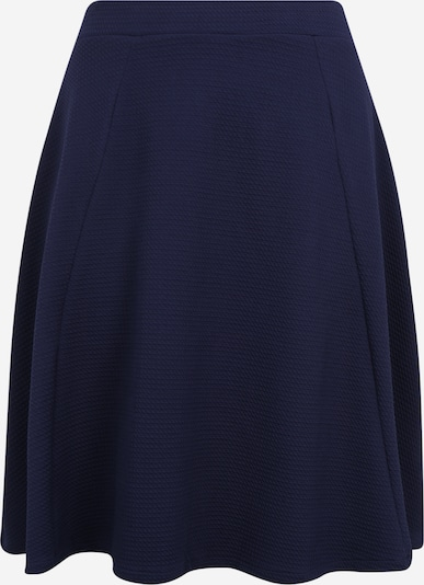ABOUT YOU Curvy Rok 'Thassia Skirt' in de kleur Navy / Donkerblauw, Productweergave