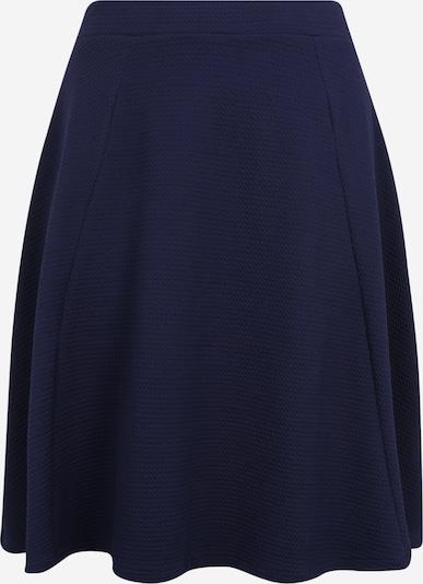 ABOUT YOU Curvy Jupe 'Thassia Skirt' en bleu marine / bleu foncé, Vue avec produit