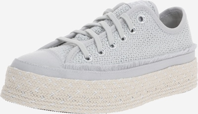 CONVERSE Sneaker 'CHUCK TAYLOR ALL STAR ESPADRILLE - OX' in beige / hellgrau, Produktansicht