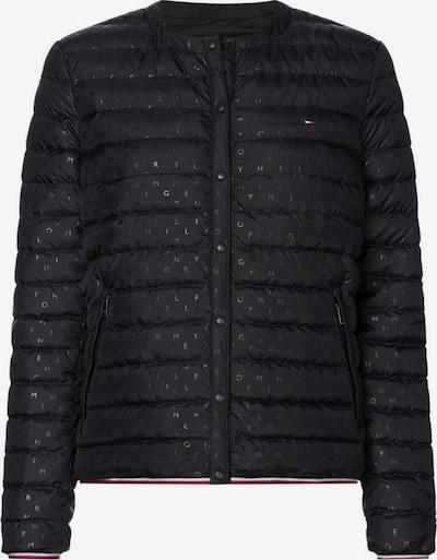 TOMMY HILFIGER Steppjacke 'BELLA COLLARLESS LW DWN REV JKT' in schwarz, Produktansicht