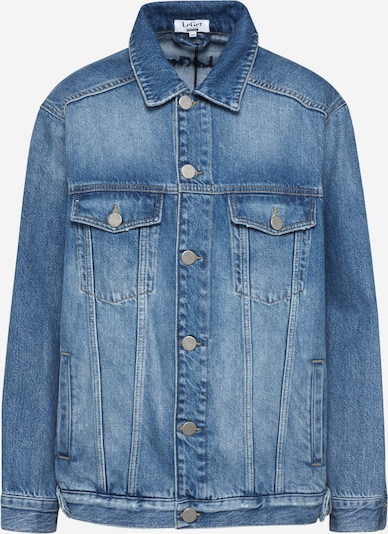 LeGer by Lena Gercke Jeansjacke 'Samira' in blue denim, Produktansicht