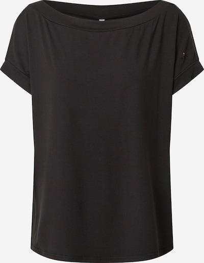 Blutsgeschwister Shirt in schwarz: Frontalansicht