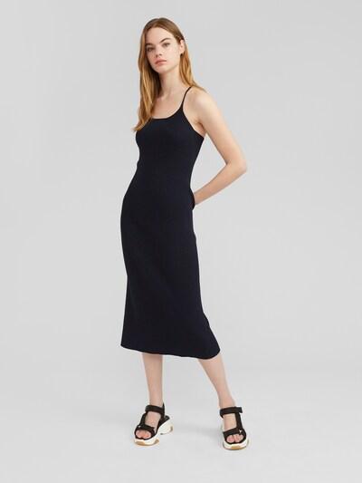EDITED Kleid 'Cassia' in schwarz, Modelansicht