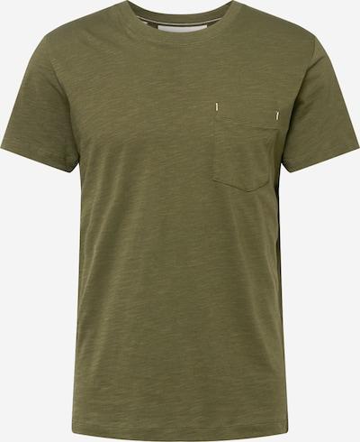 SELECTED HOMME Shirt in de kleur Olijfgroen: Vooraanzicht