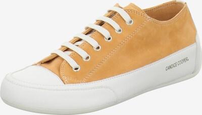Candice Cooper Schnürschuh in orange, Produktansicht