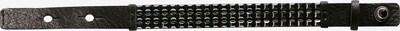 Silvio Tossi Armband in schwarz, Produktansicht