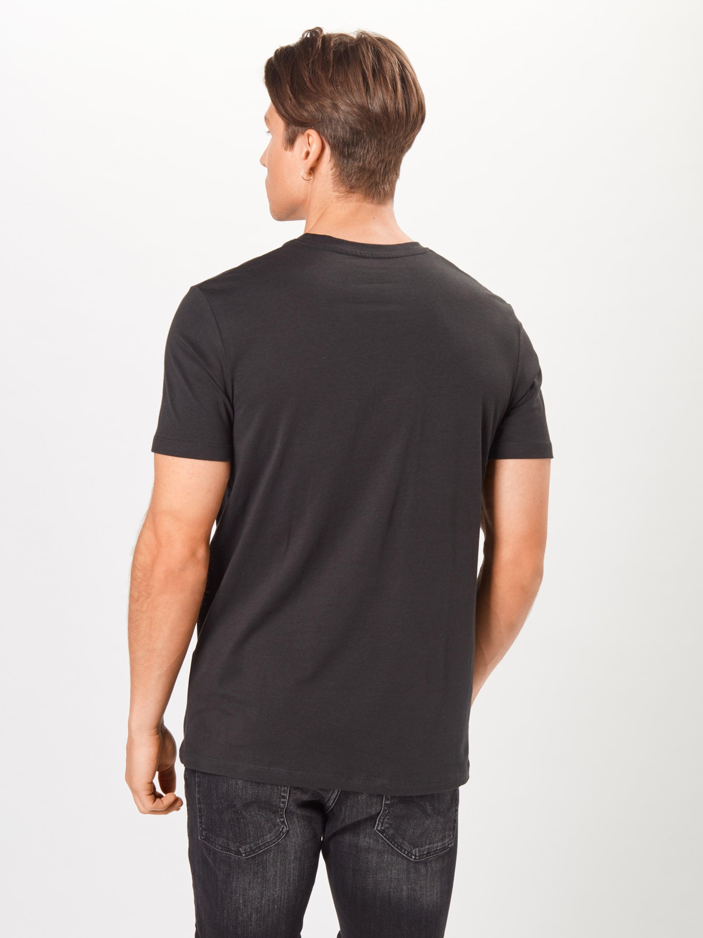 Jones CouleursNoir En Jackamp; shirt De T Mélange OZiuPXTk