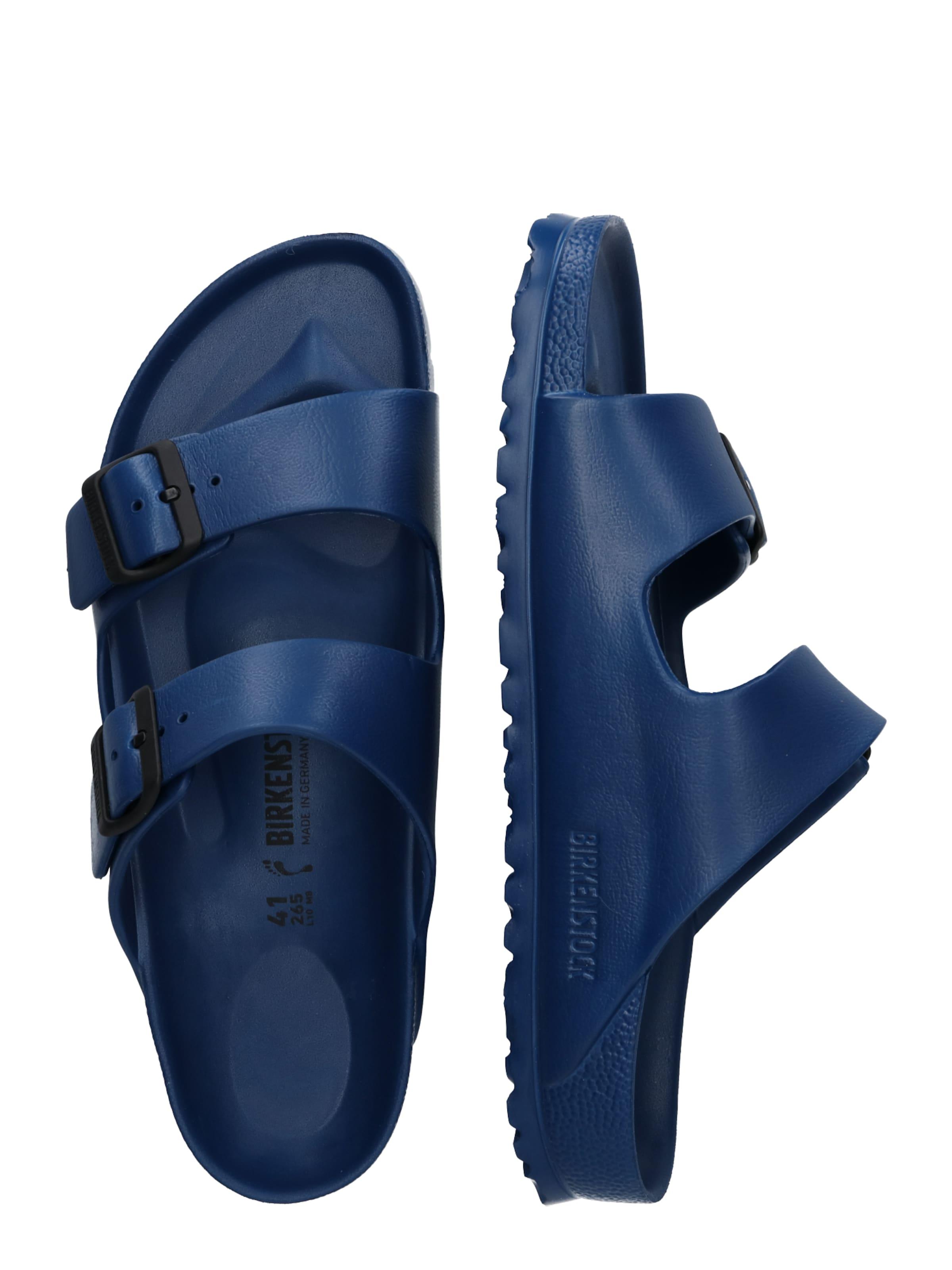 Mule Birkenstock Eva' 'arizona Marine En Bleu j5R43ALq