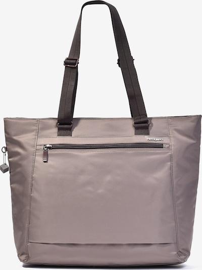 Hedgren Shopper 'Elvira' in de kleur Beige, Productweergave