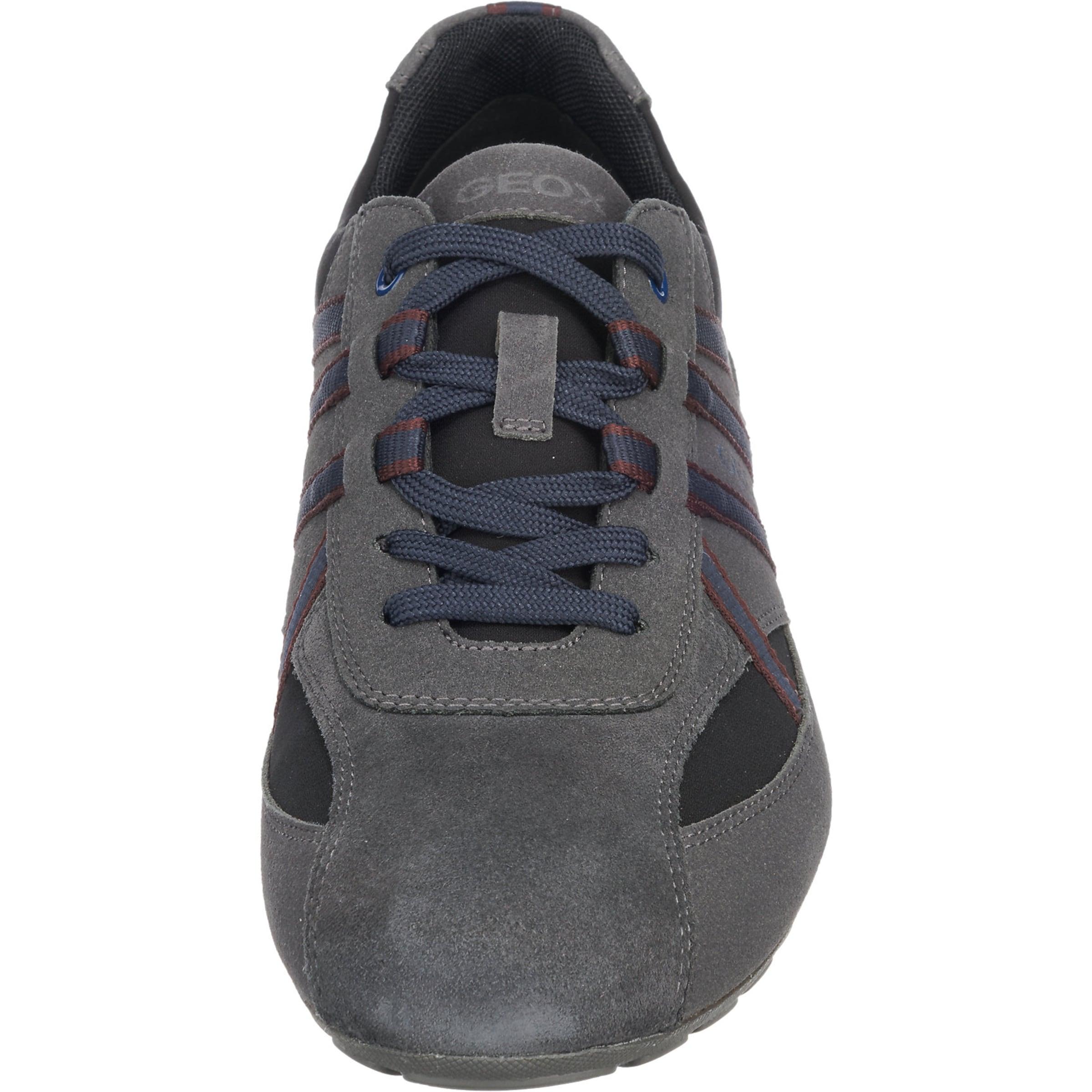 Ravex Geox In In Ravex Sneakers Sneakers GrauSchwarz Geox HWIY2ED9